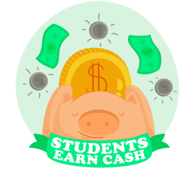 StudentsEarnCash is a legit survey site